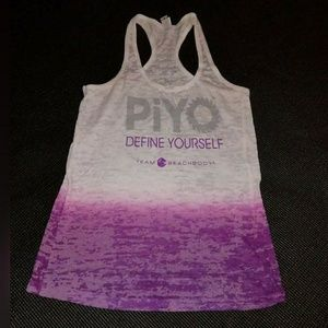 PiYo Define Yourself Tank Top